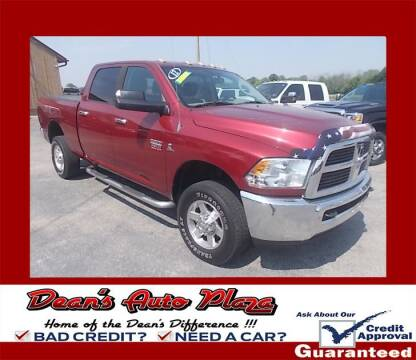 2012 RAM Ram Pickup 2500 for sale at Dean's Auto Plaza in Hanover PA