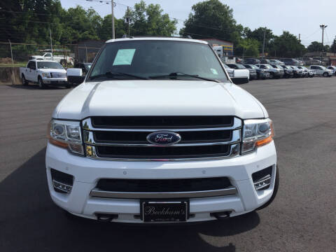 2015 Ford Expedition for sale at Beckham's Used Cars in Milledgeville GA