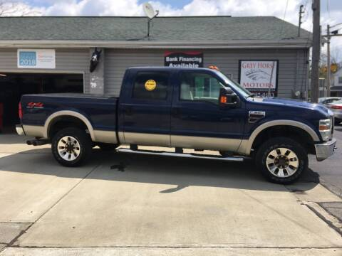 2008 Ford F-350 Super Duty for sale at Grey Horse Motors in Hamilton OH