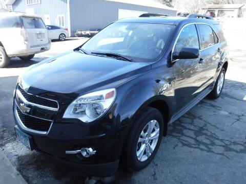2012 Chevrolet Equinox for sale at J & K Auto - J and K in Saint Bonifacius MN