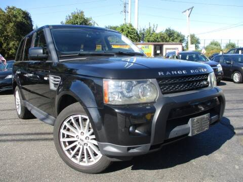 2011 Land Rover Range Rover Sport for sale at Unlimited Auto Sales Inc. in Mount Sinai NY