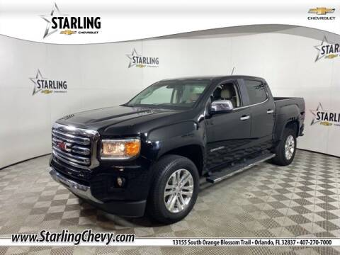 2015 GMC Canyon for sale at Pedro @ Starling Chevrolet in Orlando FL
