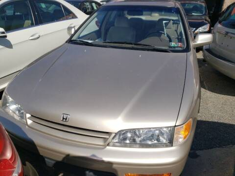 1995 Honda Accord for sale at Jimmys Auto INC in Washington DC