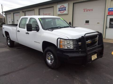 2009 Chevrolet Silverado 2500HD for sale at TRI-STATE AUTO OUTLET CORP in Hokah MN