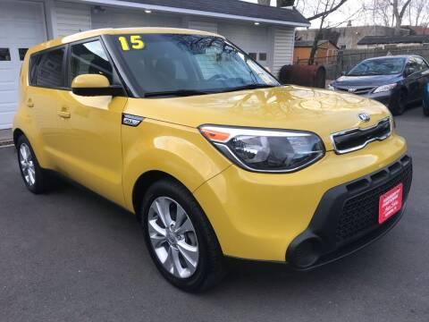 2015 Kia Soul for sale at Alexander Antkowiak Auto Sales in Hatboro PA