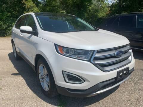 2016 Ford Edge for sale at Ol Mac Motors in Topeka KS