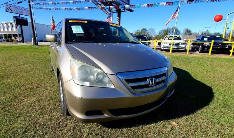 2006 Honda Odyssey for sale at CAPITOL AUTO SALES LLC in Baton Rouge LA