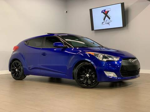 2012 Hyundai Veloster for sale at TX Auto Group in Houston TX