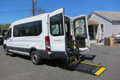 2017 Ford Transit Cargo for sale at K & R Auto Sales,Inc in Quakertown PA