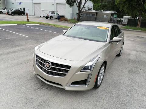 2014 Cadillac CTS for sale at Best Price Car Dealer in Hallandale Beach FL