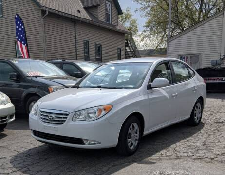 2010 Hyundai Elantra for sale at Budget City Auto Sales LLC in Racine WI