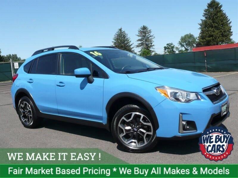 2016 Subaru Crosstrek for sale in East Windsor, CT