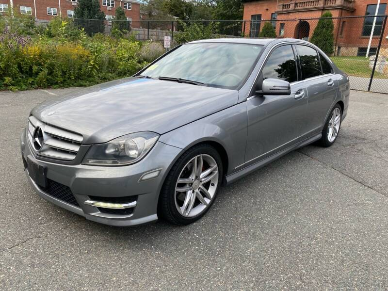 2012 Mercedes-Benz C-Class for sale at Broadway Motoring Inc. in Arlington MA