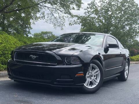 2013 Ford Mustang for sale at William D Auto Sales in Norcross GA