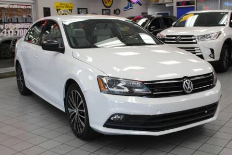 2016 Volkswagen Jetta for sale at Windy City Motors in Chicago IL