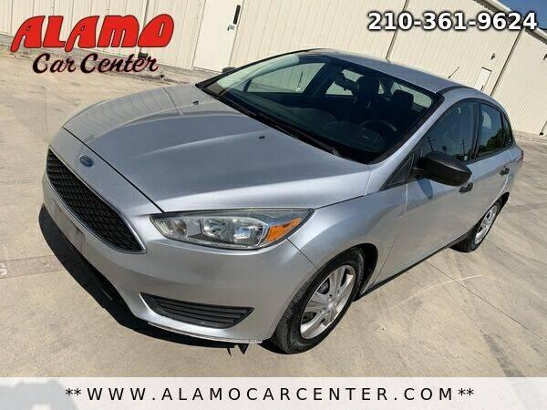 2015 Ford Focus for sale at Alamo Car Center in San Antonio TX