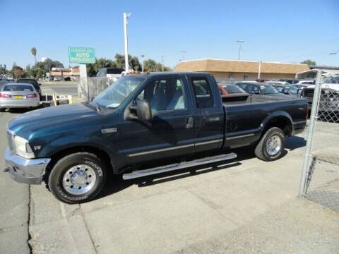 1999 Ford F-250 Super Duty for sale at Gridley Auto Wholesale in Gridley CA