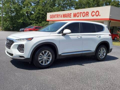 2019 Hyundai Santa Fe for sale at Gentry & Ware Motor Co. in Opelika AL