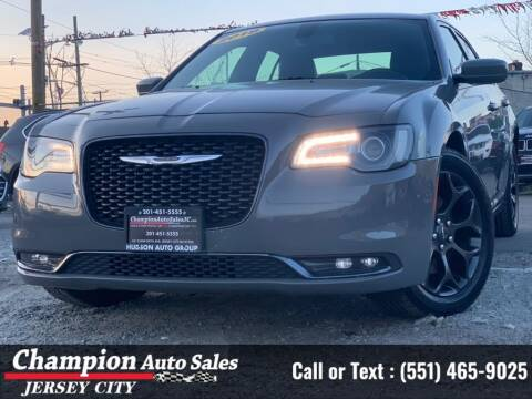 2019 Chrysler 300 for sale at CHAMPION AUTO SALES OF JERSEY CITY in Jersey City NJ