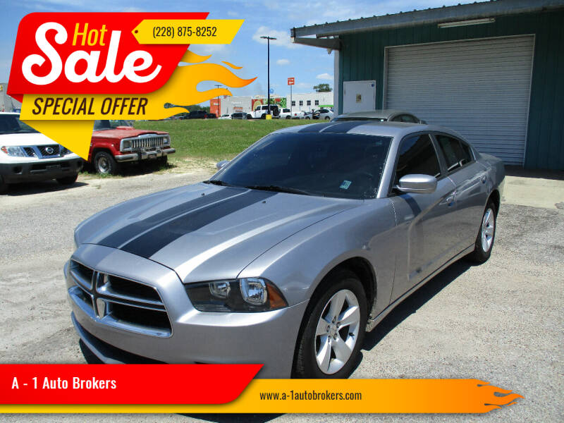 2014 Dodge Charger for sale at A - 1 Auto Brokers in Ocean Springs MS