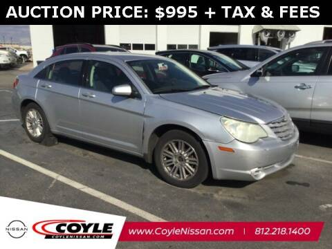 2009 Chrysler Sebring for sale at COYLE GM - COYLE NISSAN - Coyle Nissan in Clarksville IN