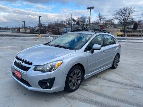 2012 Subaru Impreza for sale at JG Auto Sales in North Bergen NJ
