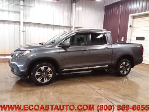 2017 Honda Ridgeline for sale at East Coast Auto Source Inc. in Bedford VA