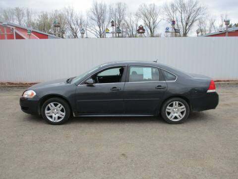2015 Chevrolet Impala Limited for sale at Chaddock Auto Sales in Rochester MN
