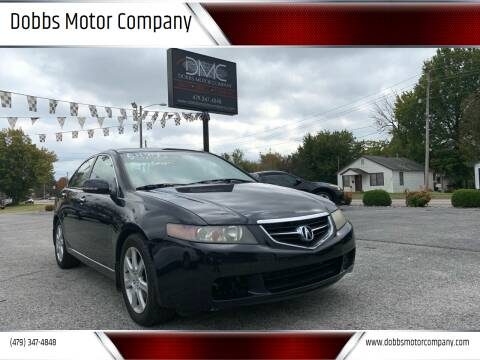 2004 Acura TSX for sale at Dobbs Motor Company in Springdale AR