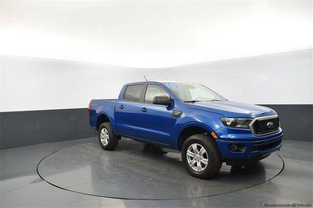 2019 Ford Ranger for sale at Tim Short Auto Mall in Corbin KY