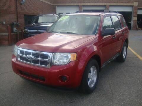 2011 Ford Escape for sale at MOTORAMA INC in Detroit MI