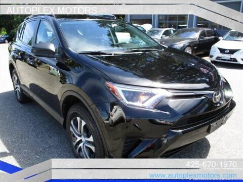 2018 Toyota RAV4 for sale at Autoplex Motors in Lynnwood WA