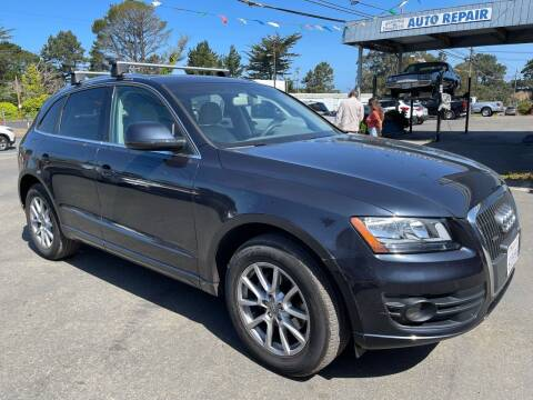 2012 Audi Q5 for sale at HARE CREEK AUTOMOTIVE in Fort Bragg CA