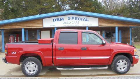 2006 GMC Sierra 1500 for sale at DRM Special Used Cars in Starkville MS
