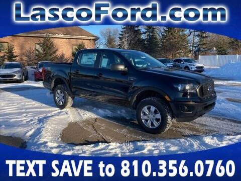 2021 Ford Ranger for sale at Lasco of Grand Blanc in Grand Blanc MI