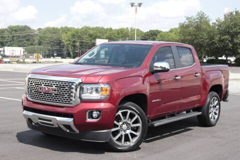 2018 GMC Canyon for sale at Auto Guia in Chamblee GA