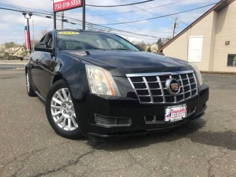 2012 Cadillac CTS for sale at PAYLESS CAR SALES of South Amboy in South Amboy NJ