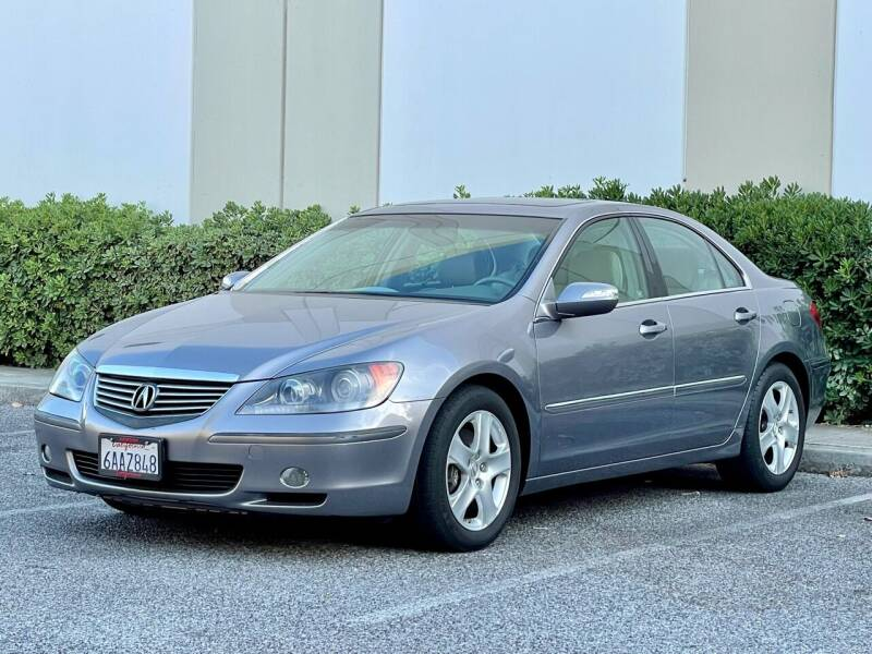 2007 Acura RL for sale at Carfornia in San Jose CA