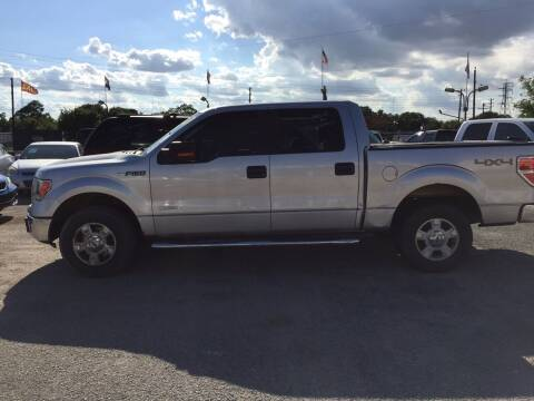 2014 Ford F-150 for sale at BSA Used Cars in Pasadena TX