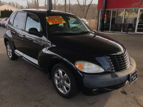 2002 Chrysler PT Cruiser for sale at GABBY'S AUTO SALES in Valparaiso IN
