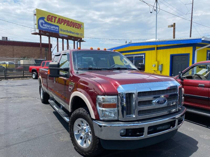 2008 Ford F-250 Super Duty for sale at New Wave Auto Brokers & Sales in Denver CO