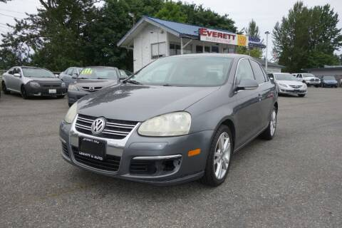2006 Volkswagen Jetta for sale at Leavitt Auto Sales and Used Car City in Everett WA