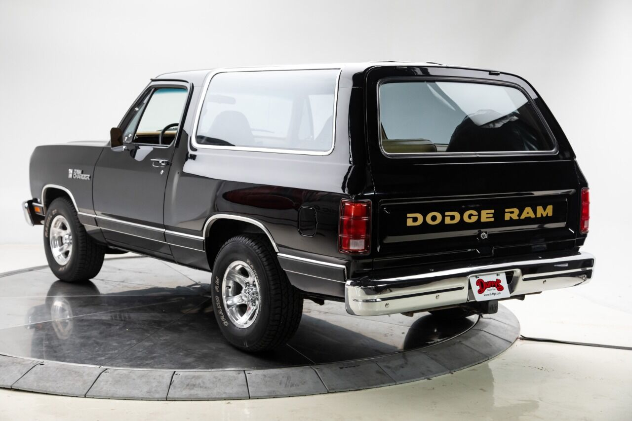 1989 Dodge Ramcharger 6