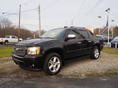 2008 Chevrolet Avalanche for sale at Patriot Motors in Cortland OH