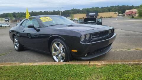 2011 Dodge Challenger for sale at CarsPlus in Scottsboro AL