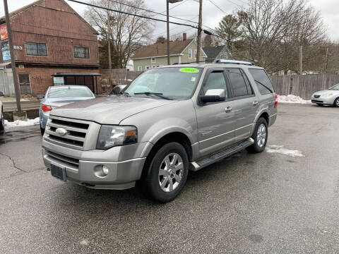2008 Ford Expedition for sale at Capital Auto Sales in Providence RI