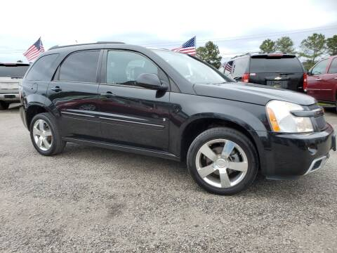 2008 Chevrolet Equinox for sale at Rodgers Enterprises in North Charleston SC