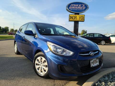 2015 Hyundai Accent for sale at Monkey Motors in Faribault MN