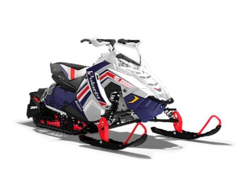 2017 Polaris 800 RUSH® PRO-S 120 1.25& for sale at Road Track and Trail in Big Bend WI