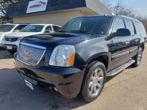2008 GMC Yukon XL for sale at Gordon Auto Sales LLC in Sioux City IA